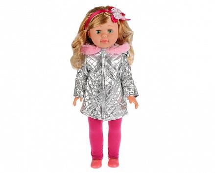 Интерактивная кукла – Олеся, 50 см, 100 фраз, закрывает ...